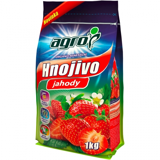 Hnojivo na jahody