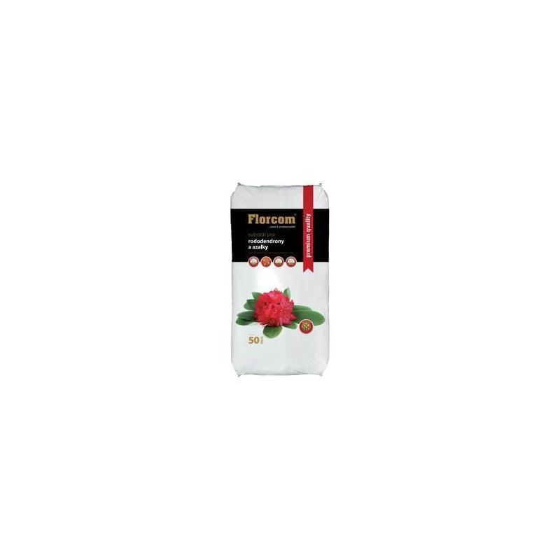 Substrát azalky a rododendróny, 50l
