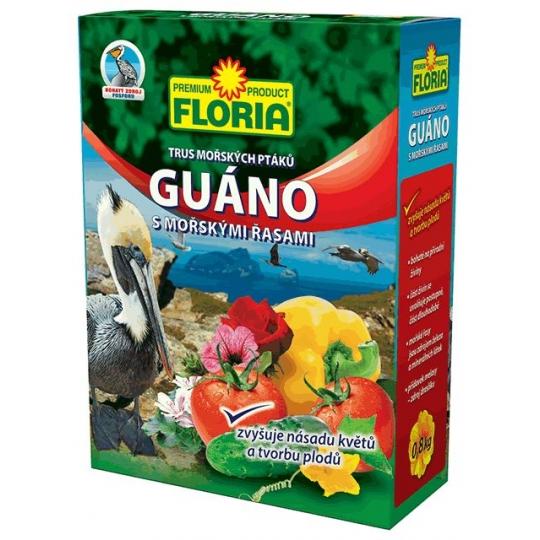 Guano s morskými riasami
