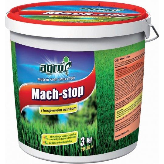 Mach STOP - s hnojivovým účinkom, 3kg