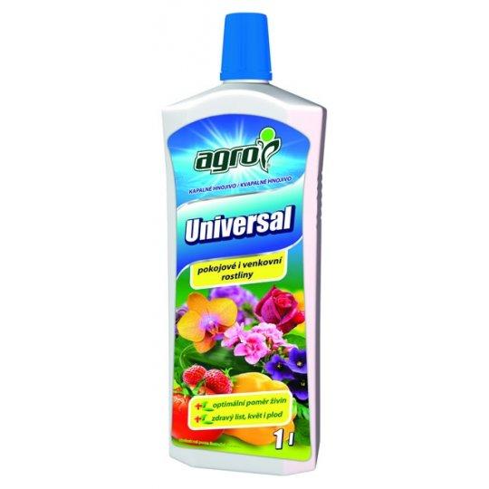 AGRO Universal - hnojivo na izbové aj vonkjajšie rastliny