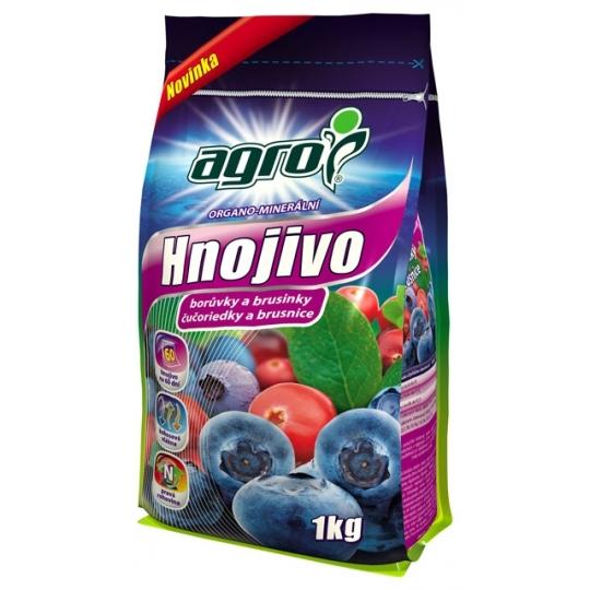 Hnojivo na čučoriedky a brusnice, 1kg