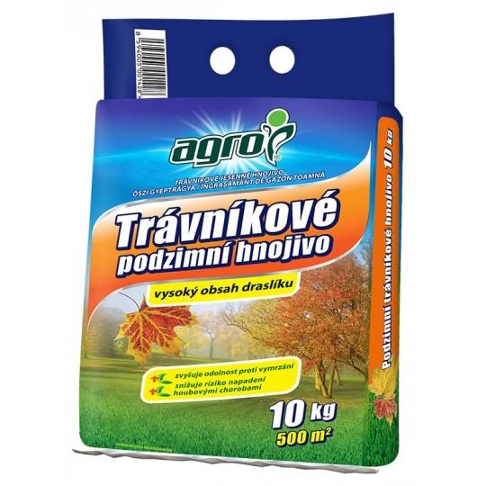 Trávnikové jesenné hnojivo, 5kg