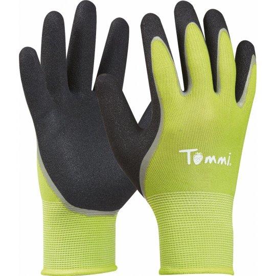 Záhradnícke rukavice - zelené,  S