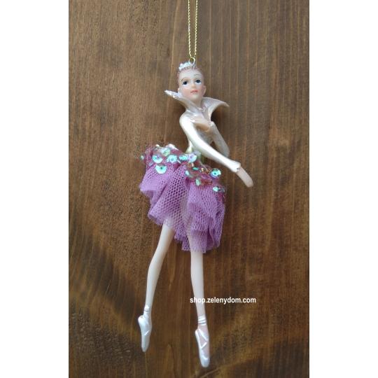 Baletka na stromček 17cm