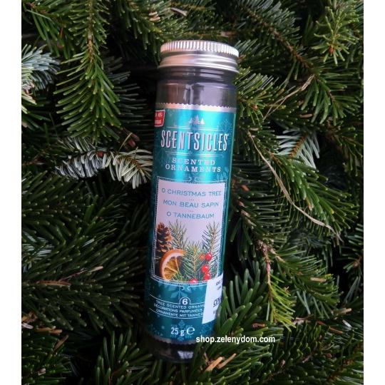 Vianočné vonné tyčinky 6 kusov v balení
