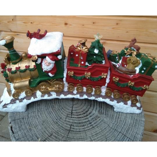 Vianočný veniec na dvere zo živej čečiny, priemer 30cm