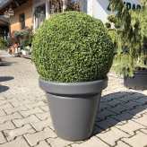 Plastový kvetináč - exteriér, 41cm