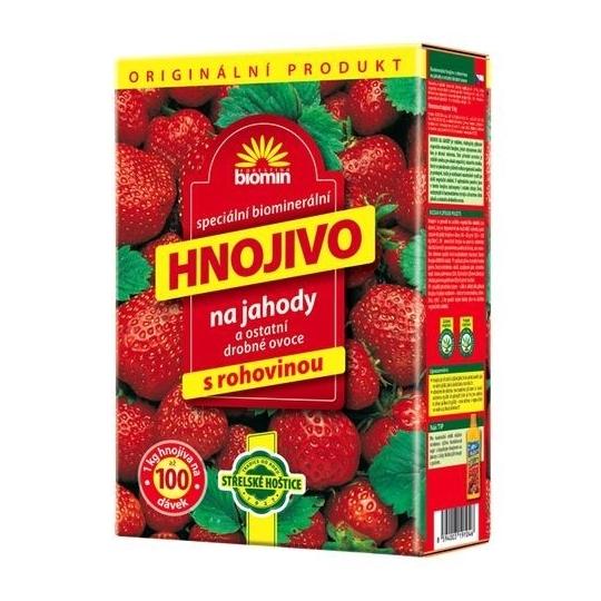 Hnojivo pre jahody BIOMIN, 1kg