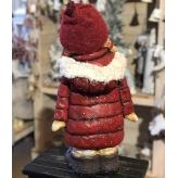 DIEVČATKO v červenom kabátiku, 50cm