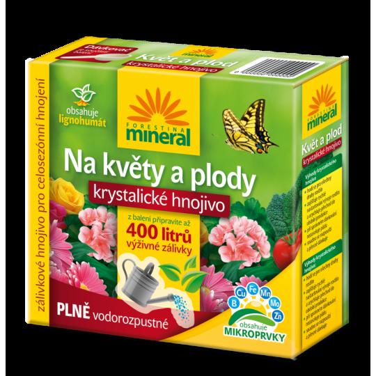 Mineral-Krystal na kvety a plody , 400
