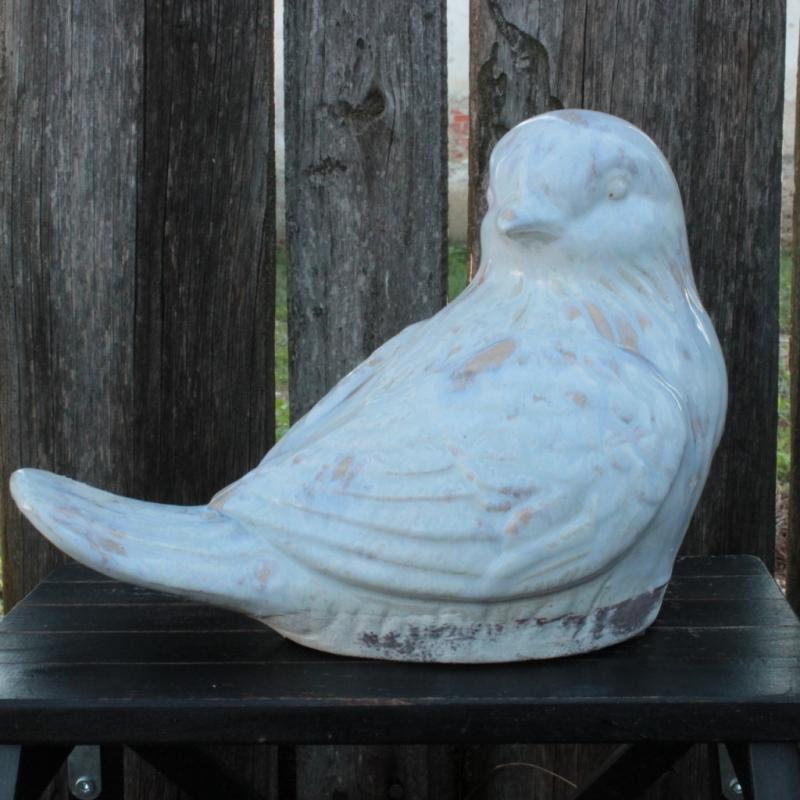Vtáčik keramický