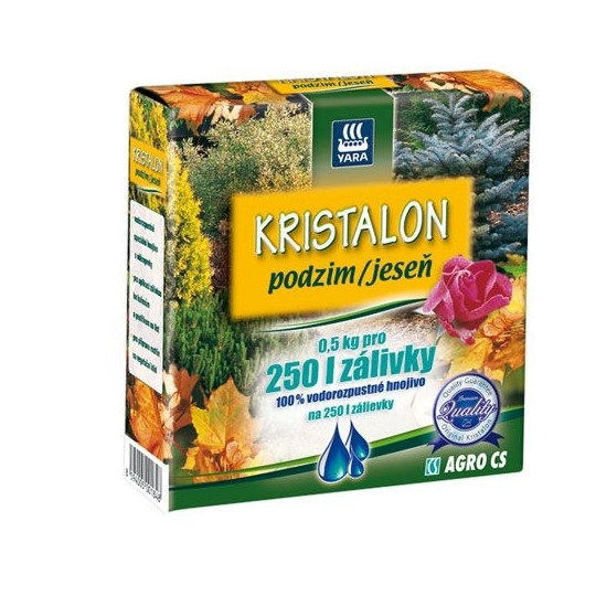 KRISTALON - Jesenné hnojivo