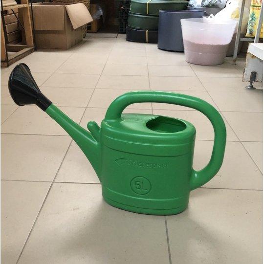 Krhla záhradná  zelená 5L , plast