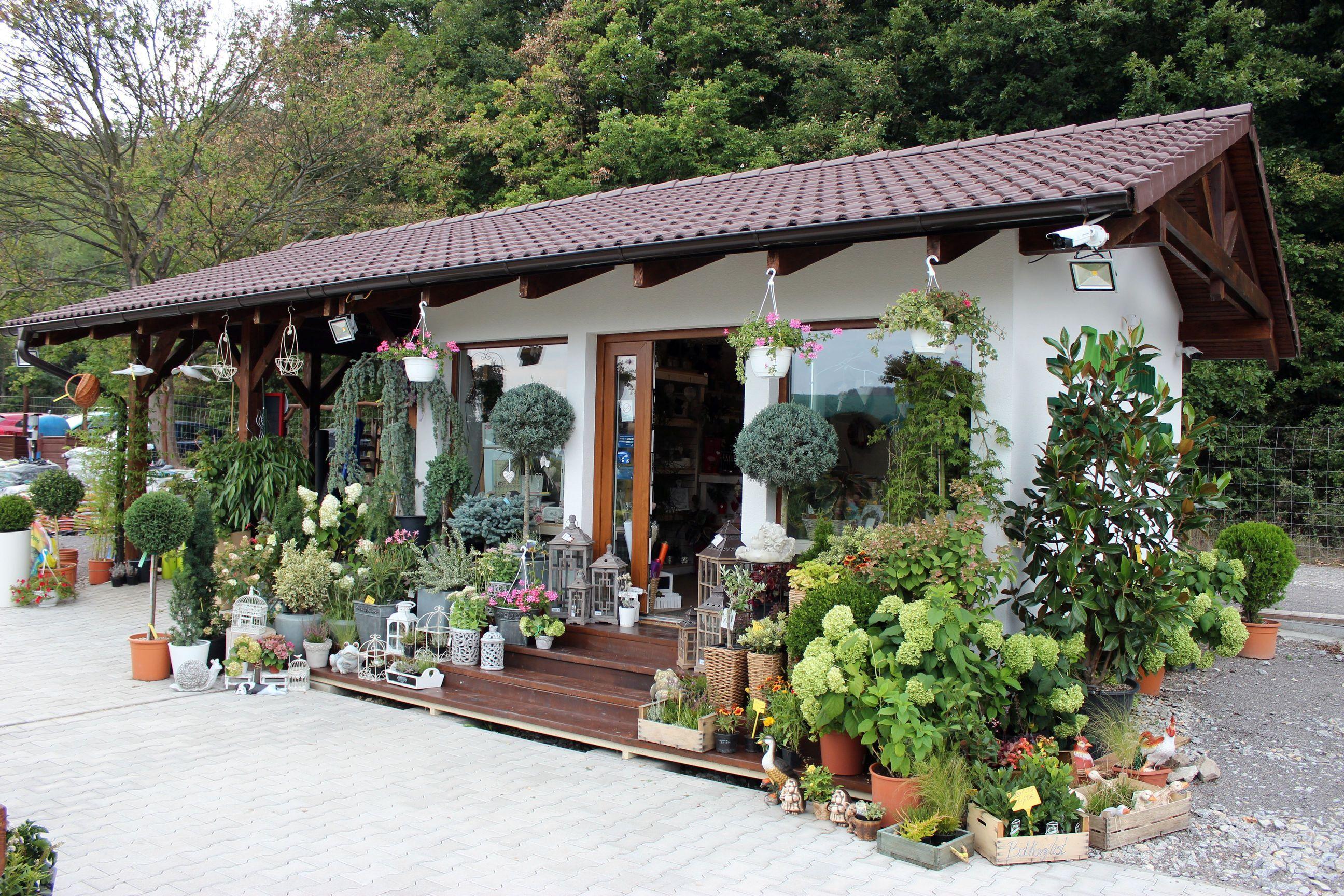 Záhradníctvo Zelený Dom - Hronský Beňadik